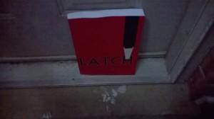 LM doorstep in London